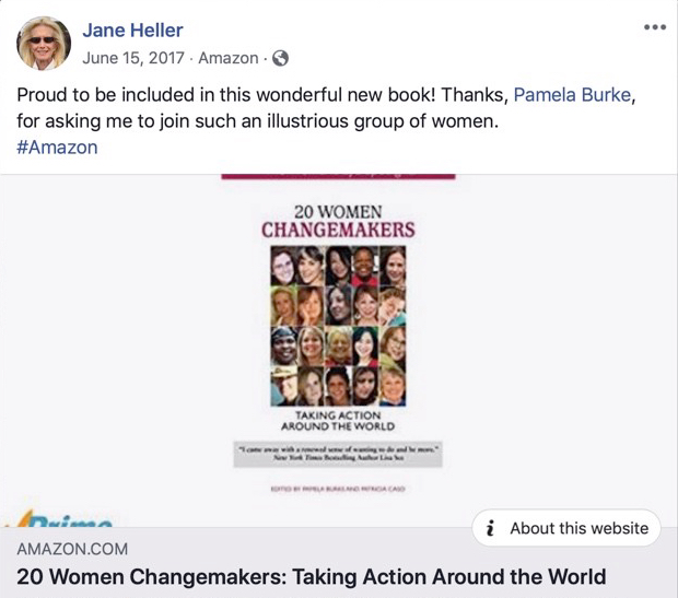 20 Women Changemakers: Taking Action Around the World